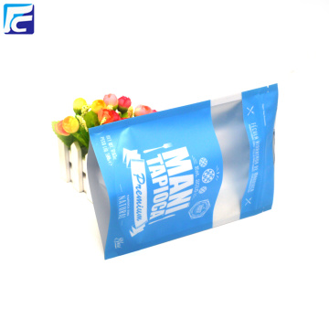 Custom Printed Wholesale Empty Ziplock Tea Bag