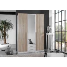 Свободный стоящий шкаф для спальни с зеркалом (HF-EY08282)