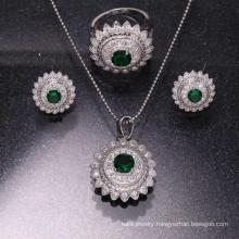 China manufacturer wholesale gold jewelry sets