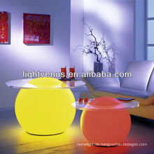 Farbe, die LED-Wasser-Stimmungs-Lichter ändert
