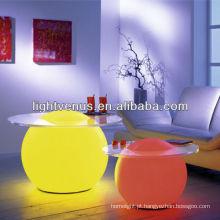 Mudança de cor LED luzes de humor de água