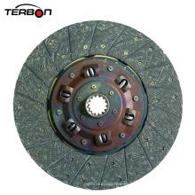 430 * 250 * 14 * 48 * 6S disco de embrague automático piezas embrague de material de fricción, placa de embrague