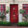 Massivholz Haustüren außen