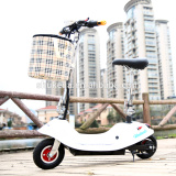 24V 250W ELECTRIC STEP SCOOTER WITH AIR WHEEL