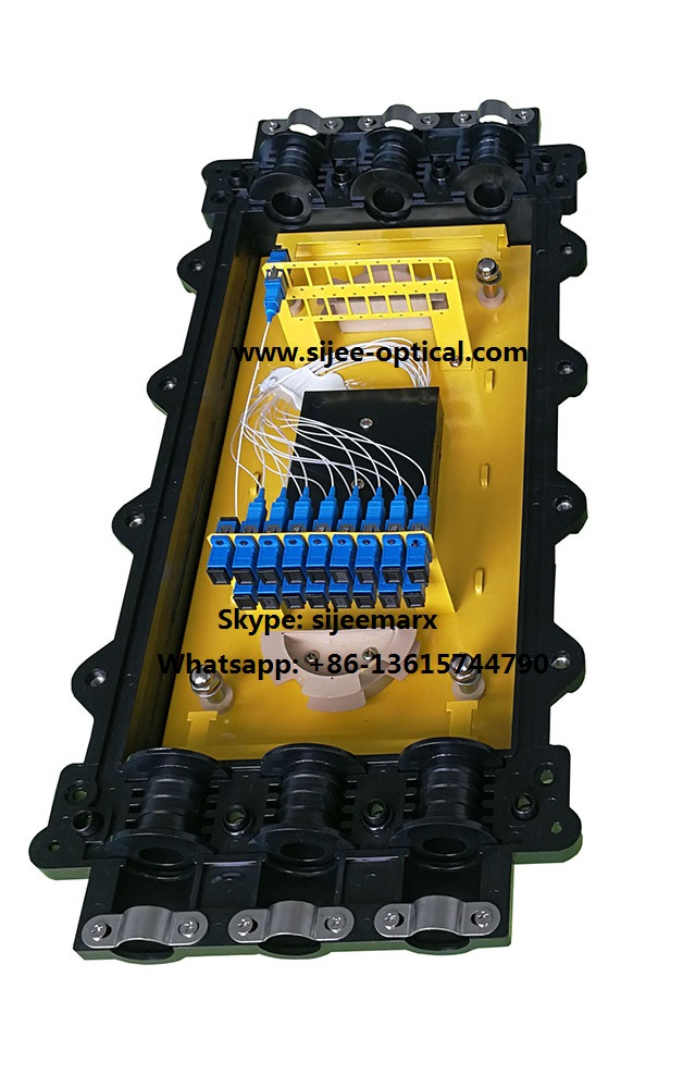 Fiber Optic Splitter Closure Box