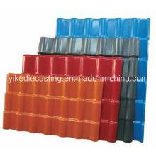 Tuile de toiture enduite de résine d'Asa usine de Foshan pour des villas