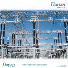 Subestação de Transformador Elétrico