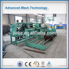 Energy saving chain link fence mesh weaving machine price