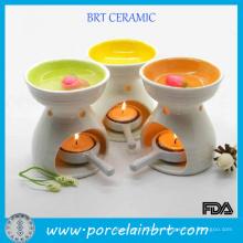 Neueste Design Keramik ätherisches Öl Brenner