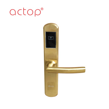 Software gratuito antirrobo electrónico Smart Hotel Door Lock