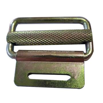Boucles de ceinture zinguées à vendre