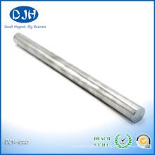 High Gauss N48 NdFeB Rod Magnet pour filtre magnétique