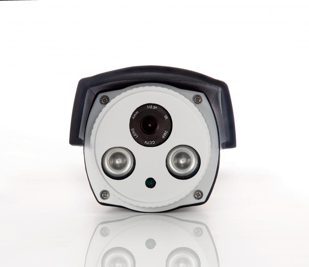 1.3 MP P2P esterno Night Vision sicurezza Wireless IP Camera