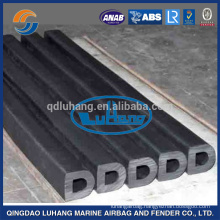 40CM X 3M Dock Protection Marine D type Rubber Fender