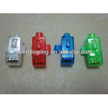 finger light LED with battery hot sell 2017
