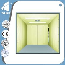 Ascenseur de marchandises avec certificat de capacité 3000 kg
