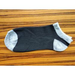 black and white socks
