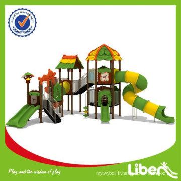 2014 matériel d'aire de jeux pour enfants d'occasion à vendre LE-LL012