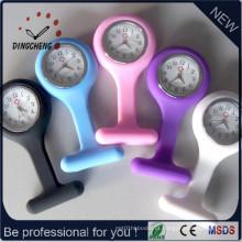 2015 Multi-Color Moda Charm Plastic hospital médico Watch (DC-910)