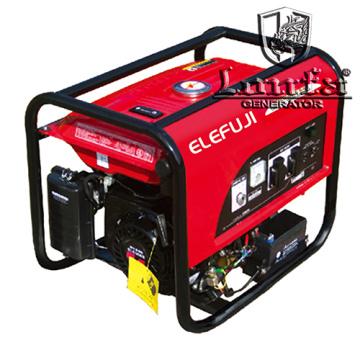 Elefuji ква 6.5 Тип генератора Бензиновый Sh6500