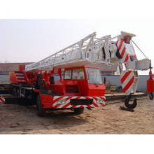 Guindaste móvel de caminhão maior de construção