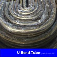 China Kupfer Nickel U Bend Tube von C70600 C71500 C68700