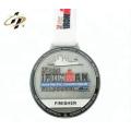 Professional metal gold supplier cheap custom enamel sport medal