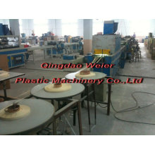 PVC single edge Banding production line