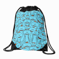 Backpacking Drawstring Printable Tahan Lama