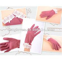Зимняя кашемировая перчатка