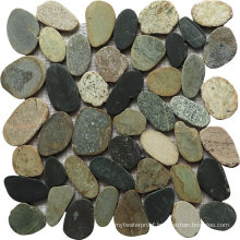 Fashion Special Natural Pebble Stone Mosaic Tiles for Floor and Wall