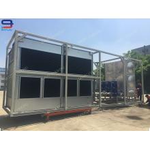 Geschlossener Wasser sparen Stahl Kühlturm