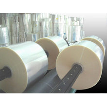 HOT sale 45u pearly BOPP film for soft drink labels