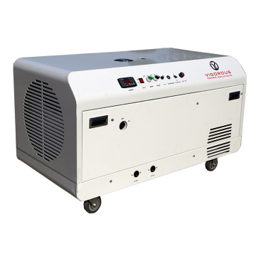 6KW Silent Type Gas/LPG Generators