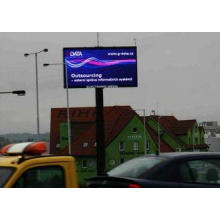 Pitch 12mm Full Color Outdoor LED Display Boards , High Bri