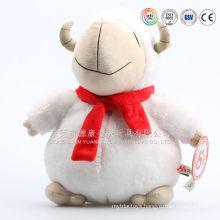 ICTI audits OEM and ODM factory custom mascot sheep toy