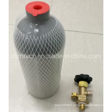 2.5lbs Aluminum CO2 Cylinder 1.68L for Beer Kegs