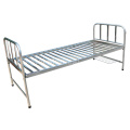 Stainless Steel Flat Hospital Bed