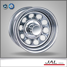 Cheap Chrome Wheels Trailer Wheels of Steel Car Wheel Rim