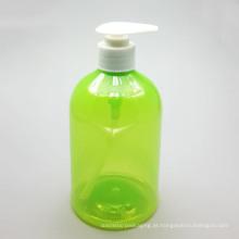 Garrafa de bomba de plástico transparente (nb196)