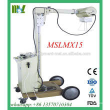MSLMX15-M Cheap but good quality 100mA Mobile X-ray Unit mobile digital x-ray machine