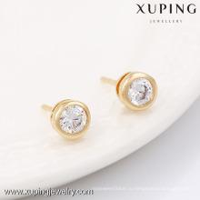 90150-Xuping Ювелирные Изделия Модный Позолоченные Классический Серьги
