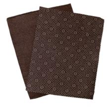 Capa base antideslizante para alfombras con puntos de PVC