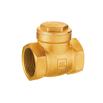 Lead Free Brass Swing Check Valve with Meat Seat