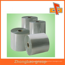 Soft Hardness water proof pvc plastic film roll