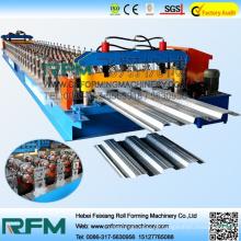Máquina de formação de rolo de convés de piso FX 722