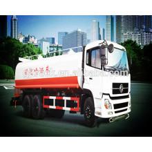 4X2 unidad Dayun camión de agua inoxidable / tanque de agua camión / carro de agua / navegador de agua / camión de pulverización de agua / agua de riego