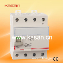 4p 63A New Type Good Protection Lgrd Residual Current Circuit Breaker