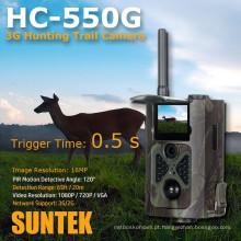 Câmera da caça do MMS GPRS SMS da câmera 3G