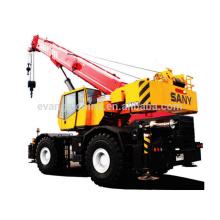 Grúa SRC550H para camiones de terreno áspero de 55 toneladas SANY